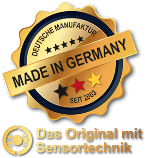 LEUCHTIE LED dog collar handcrafted in Germany Logo